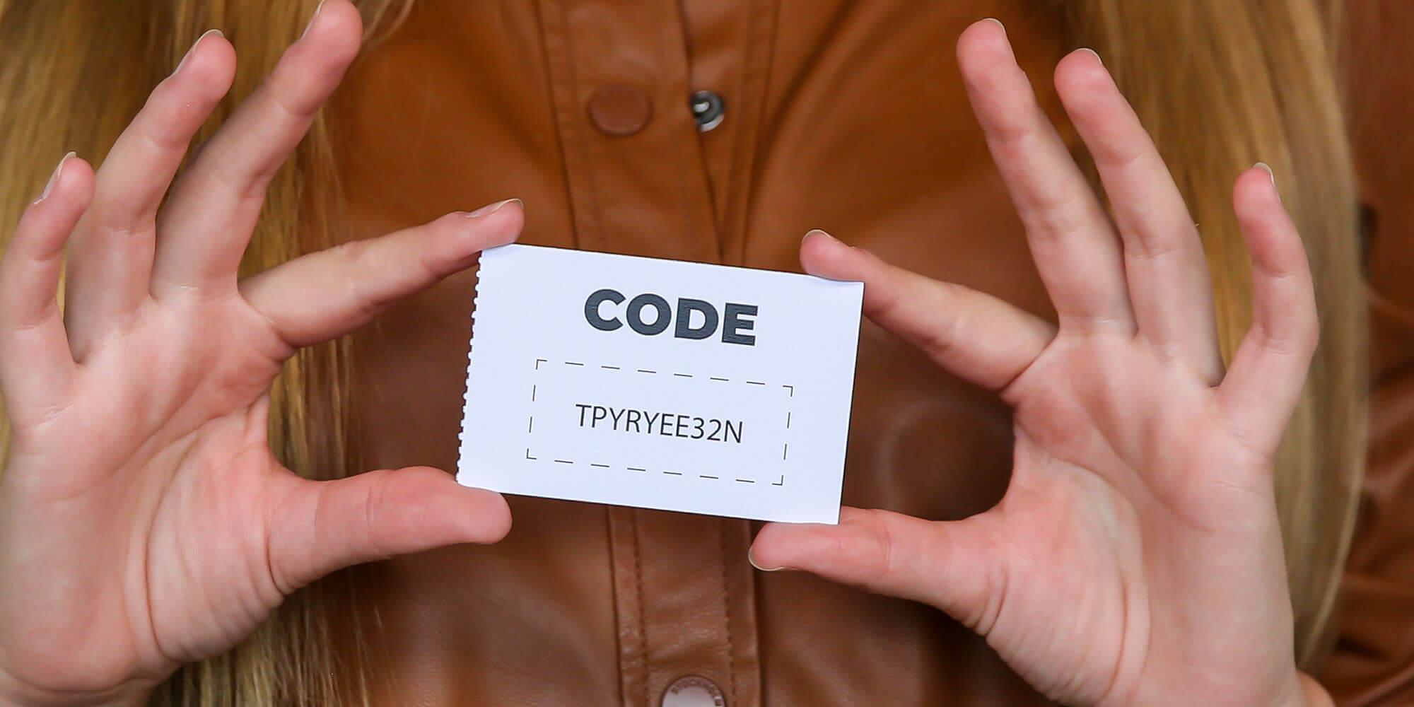 Codekaart